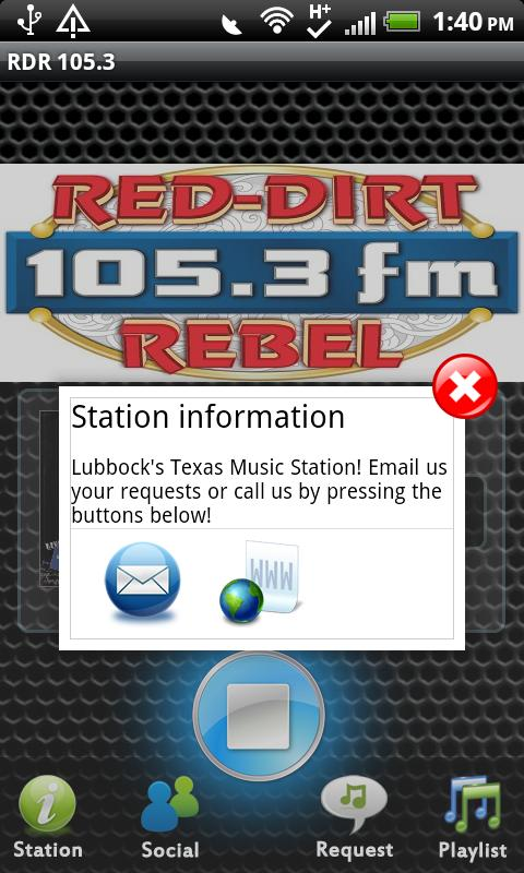 RDR 105.3 - screenshot