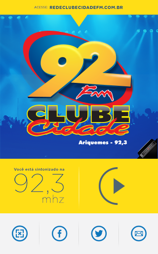 Clube Cidade 92 FM