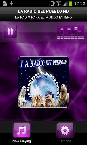 LA RADIO DEL PUEBLO HD