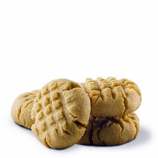 Peanut Butter Cookies with Truvía® Baking Blend