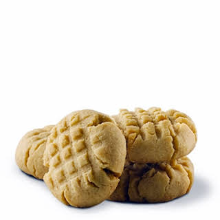 Peanut Butter Cookies with Truvía® Baking Blend.