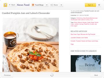Cooklet for tablets Screenshot 14