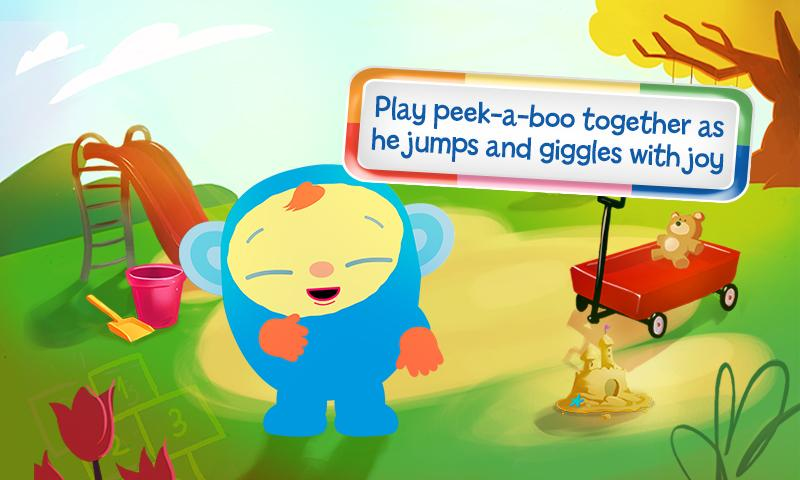 Play with Peekaboo- screenshot