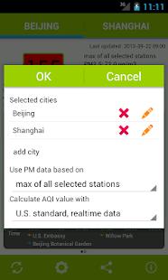Air Quality China- screenshot thumbnail