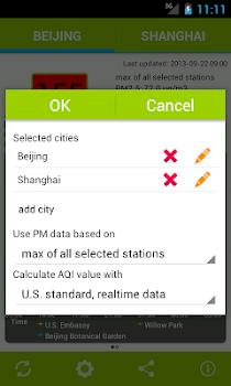 Air Quality China