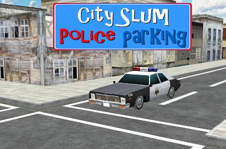 Free 3D Police Car Parking 1