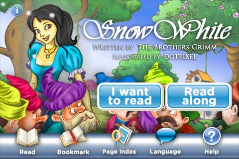 Snow White StoryChimes- screenshot