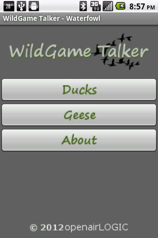 WildGame Talker - Waterfowl