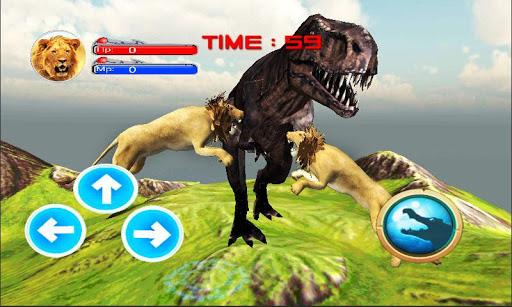 玩模擬App|野生獅子攻擊3D模擬器免費|APP試玩