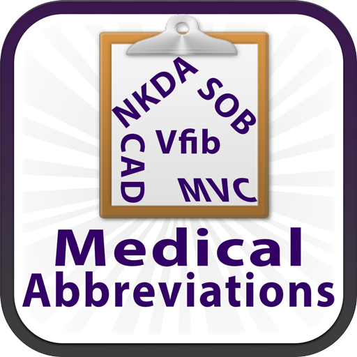 medical abbreviations Browse and search thousands of medical acronyms and abbreviations in our comprehensive reference resource.