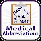 Medical Abbreviations Quiz icon