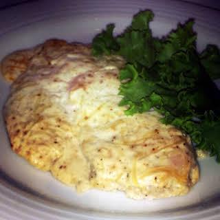 Garlic Parmesan Chicken.