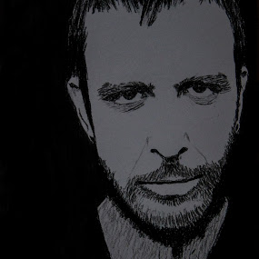 Nejat İşler by Ahmet AYDIN - Drawing All Drawing ( nejat i̇şler isler )