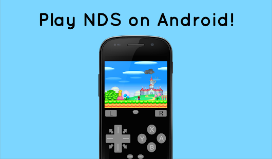 CoolNDS (Nintendo DS Emulator) - AppRecs