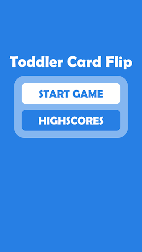 Toddler Card Flip