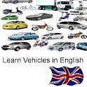 Learn Vehicles in English icon