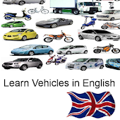 Learn Vehicles in English
