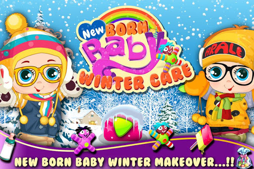 New Born Baby Winter Care