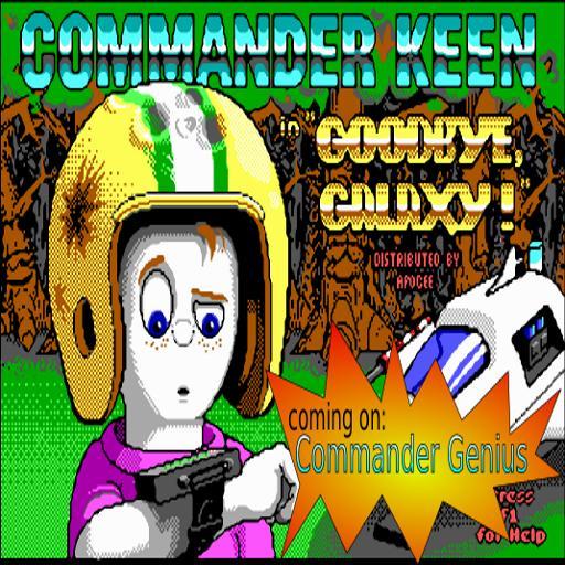Commander Genius