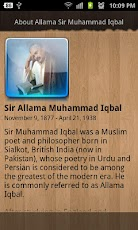 Allama Muhammad Iqbal Quotes