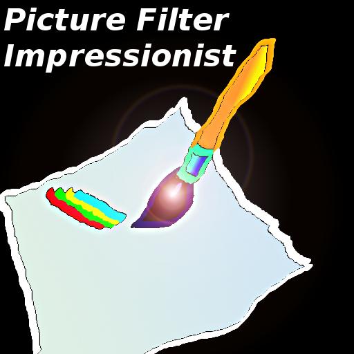 Picture Filter Impressionist 攝影 App LOGO-APP試玩