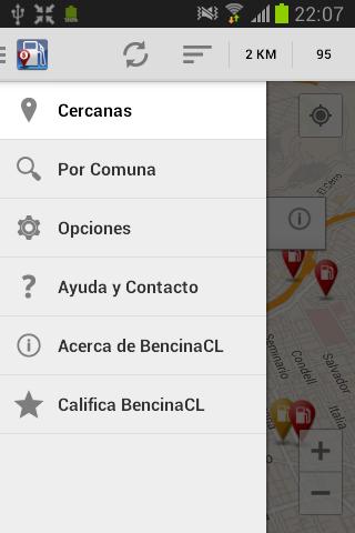 BencinaCL