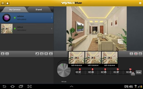 MyNetVue (for pad) - screenshot thumbnail