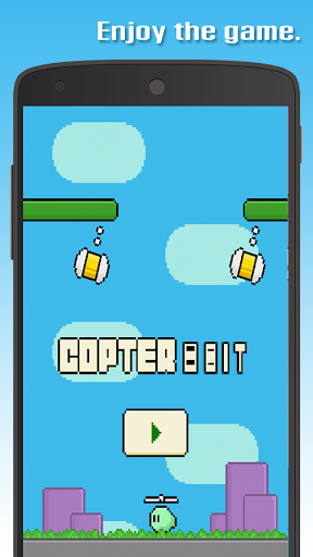 Copter 8 Bit