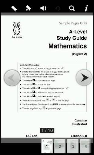 AL Guide Mathematics Sample