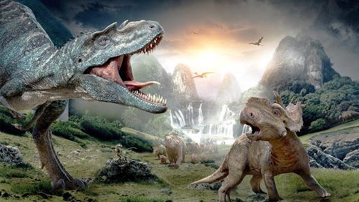 Dinosaur HD Live Wallpaper