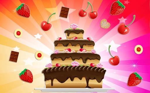 蛋糕製作遊戲