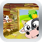 Farm animals icon
