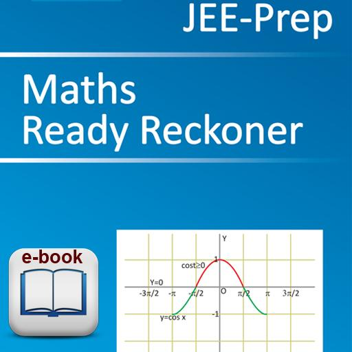 JEE-MATHS-READY RECKONER LOGO-APP點子