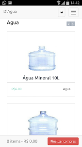 Agua Mineral screenshot 0