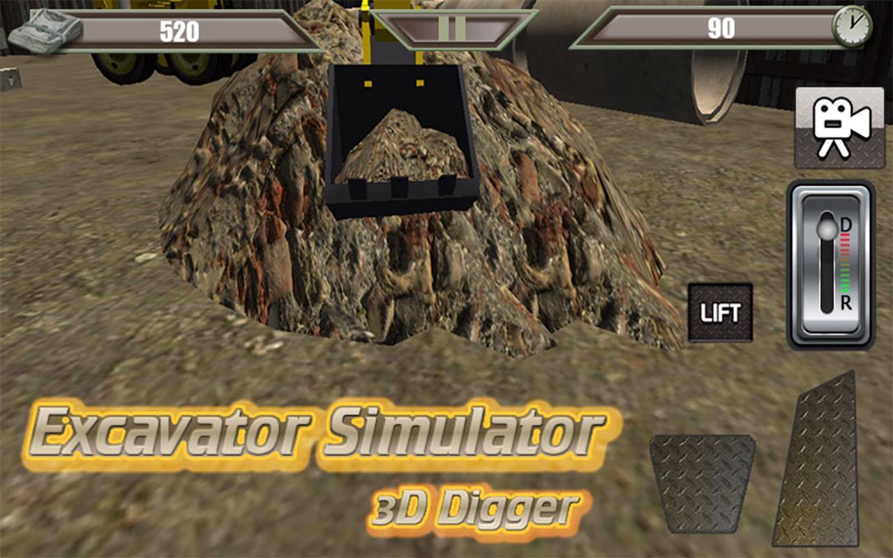 Excavator-Simulator-3D-Digger 22