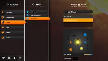 Screenshot of Conquerer Sun Age Free