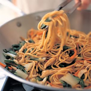 Shanghai Noodles with Chicken