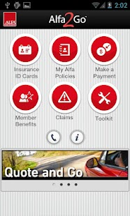 Alfa2Go- screenshot thumbnail