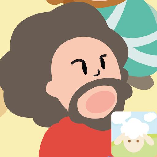 小羊聖經-約拿的故事 書籍 App LOGO-硬是要APP