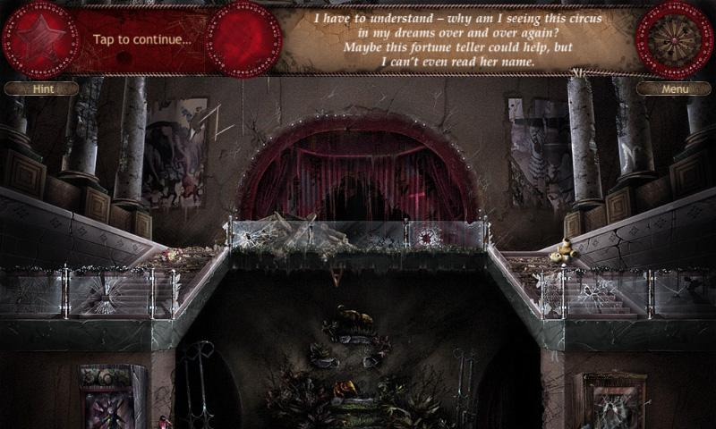 Forgotten Places: Lost Circus (Full) Screenshot 4