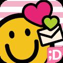 PAGMail(デコメが使えるかわいいメールアプリ) logo