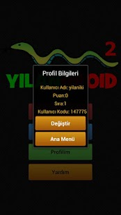 Yılandroid 2 - screenshot thumbnail