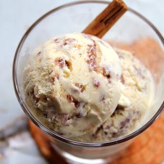 Cinnamon-Sugar Ice Cream
