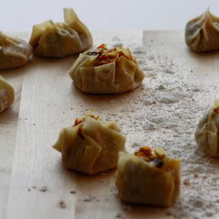 Veggie Dumplings.