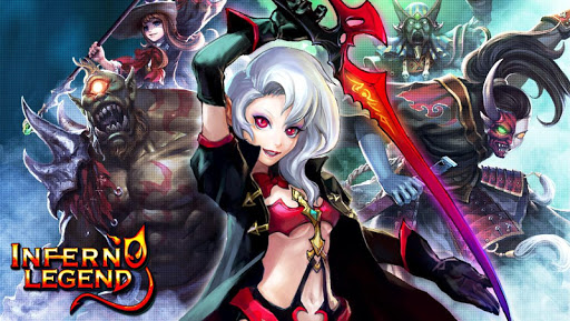 Inferno Legend OL Cheats [Hack/Codes][Android/iOS] - Pastebin.com