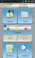 Screenshot of sTutor - GMAT Vocab Pro (Key)