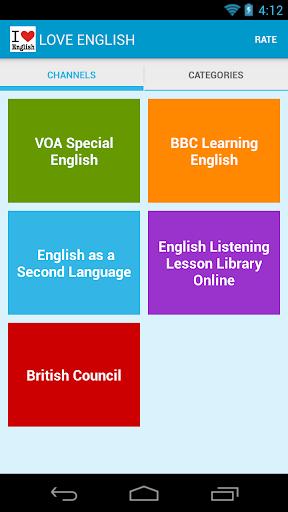英语会话听 English Conversation