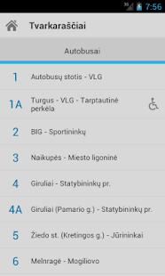 Busai Klaipėda- screenshot thumbnail