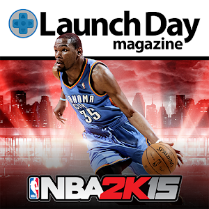 LAUNCH DAY (NBA 2K15) 1.6.4 Icon