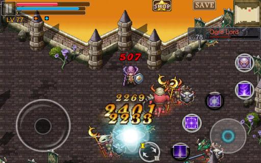 Aurum Blade EX 1.0.2 screenshots 13